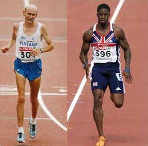 sprintvsmaraton